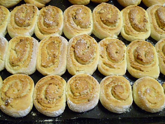 Печенье из дрожжевого теста - фото шаг 14