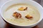 Суп из цветной капусты с плавленым сыром