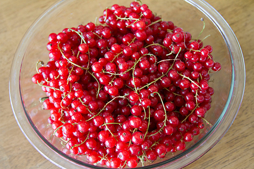 Рецепт Варенье из красной смородины (желе)