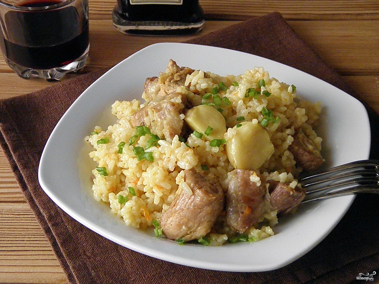 Узбекская кухня рецепт пошагово