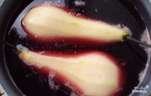 Десерт из яблок и груш - фото шаг 5