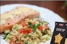 Салат из булгура
