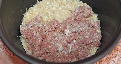 Картофельно-мясная запеканка в мультиварке - фото шаг 3