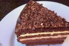 Торт Прага (три крема)
