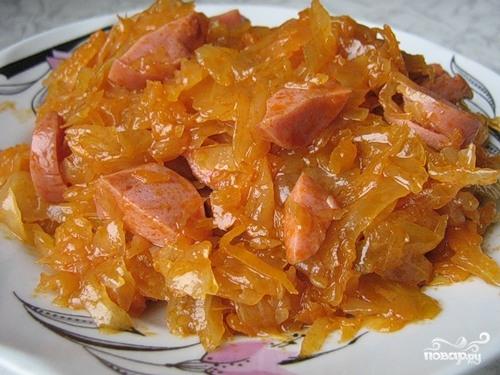 рецепт супа солянка с сосиской рецепт с фото
