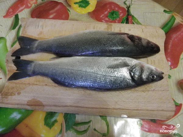 Рыба по-деревенски - фото шаг 1