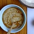 Рецепт Бананово-клубничный хлеб
