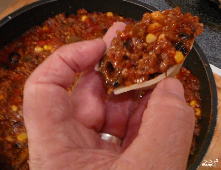 макароны в духовке рецепт с фото в домашних