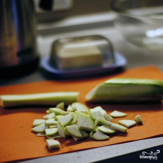 Рецепт Зеленый салат с каперсами