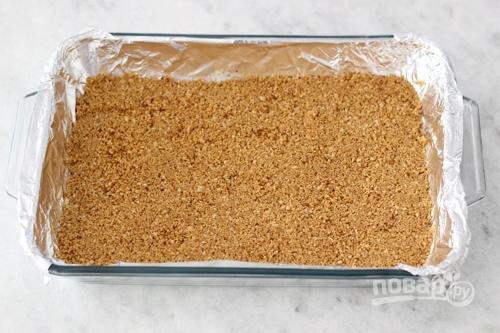 Пирожное из творога - фото шаг 2
