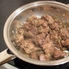 Рецепт Блинчики с говяжьей печенью