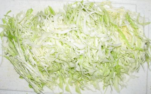 Салат из ставриды горячего копчения - фото шаг 2
