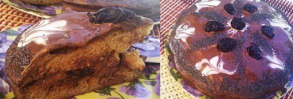 """Торт """"Шоколадка"""" - фото шаг 5"""