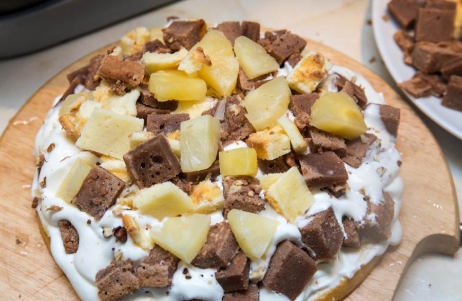 Бисквит рецепт для торта простой рецепт с фото