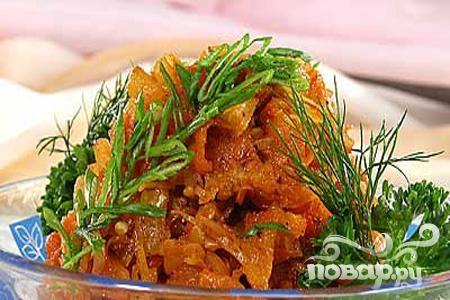 Рецепт Икра овощная