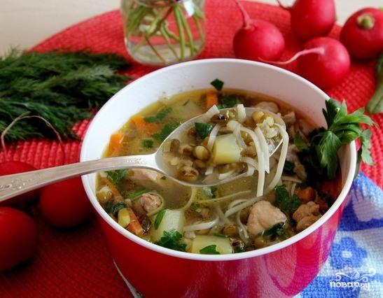 маш суп рецепты приготовления с фото