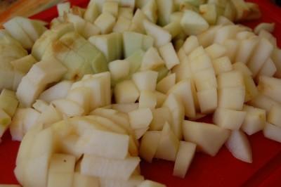 Рецепт Варенье из яблок ассорти