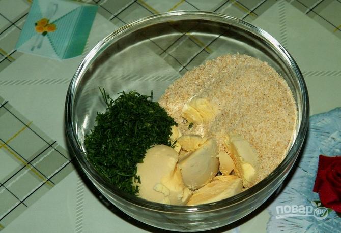 рыбный салат из консервов и красной икры фото
