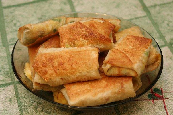 Бутерброды из лаваша - фото шаг 5