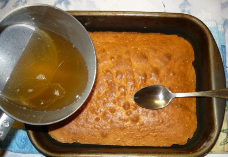 Как сделать сироп для пропитки торта в домашних условиях 640