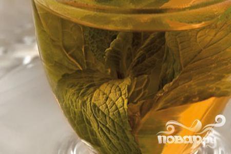Рецепт Чай мятный по-маррокански