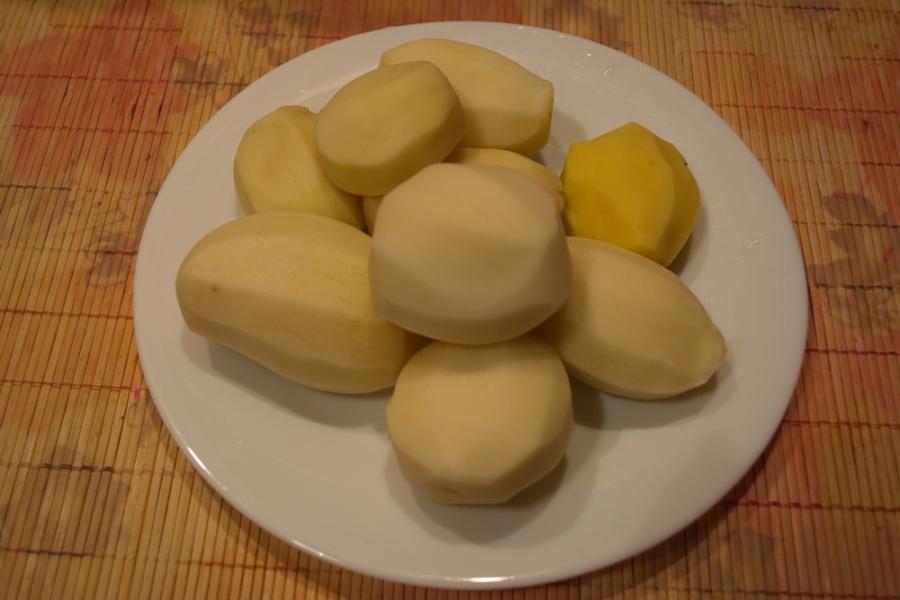 Диетическая картошка - фото шаг 1