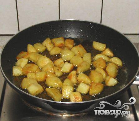 Картофель по-испански - фото шаг 5
