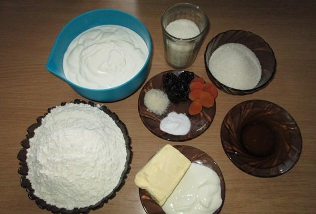 Рецепт Торт без яиц