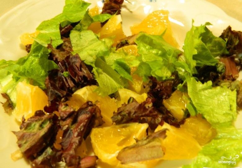 Буржуйский салат - фото шаг 5