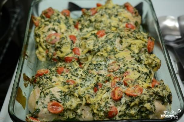 Горбуша в фольге в духовке со сметаной рецепт 79