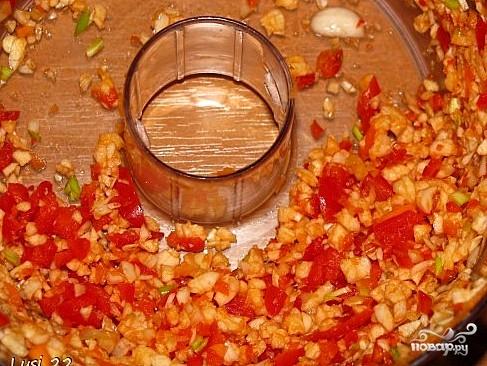 Квашеные зеленые помидоры - фото шаг 4