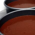 Рецепт Шоколадный торт со сливочным кремом