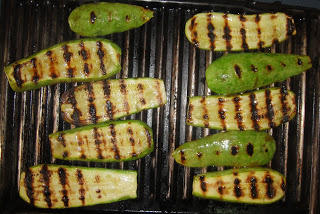 Салат с кускусом и овощами гриль - фото шаг 3