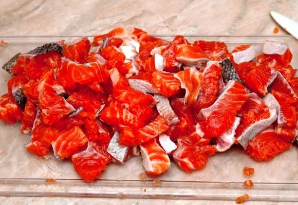 Рецепт Салат хе с рыбой