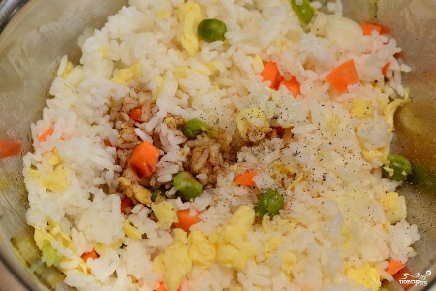 Рис по-японски - фото шаг 6