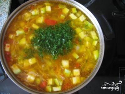 Суп крестьянский на скорую руку - фото шаг 6