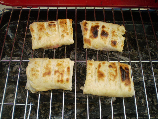 Лаваш с сыром на костре рецепты пошагово