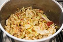 Суп с курицей и капустой - фото шаг 4