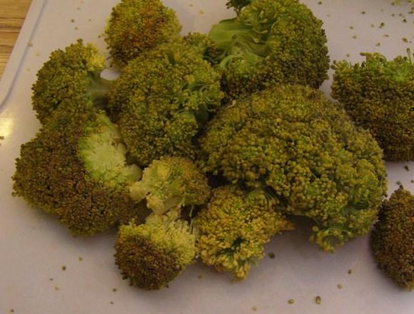 Цветная капуста и брокколи, запеченные в духовке - фото шаг 3