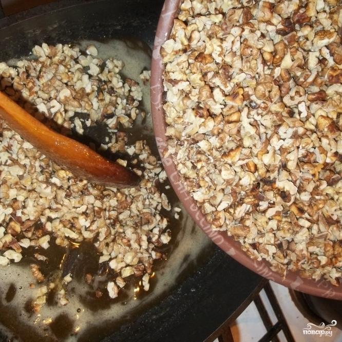 Ореховые козинаки - фото шаг 5
