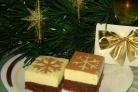 Пирожные Новогодняя нежность