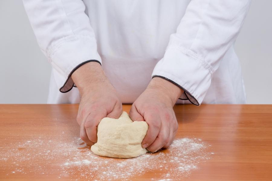Тесто для пиццы за 5 минут - фото шаг 2