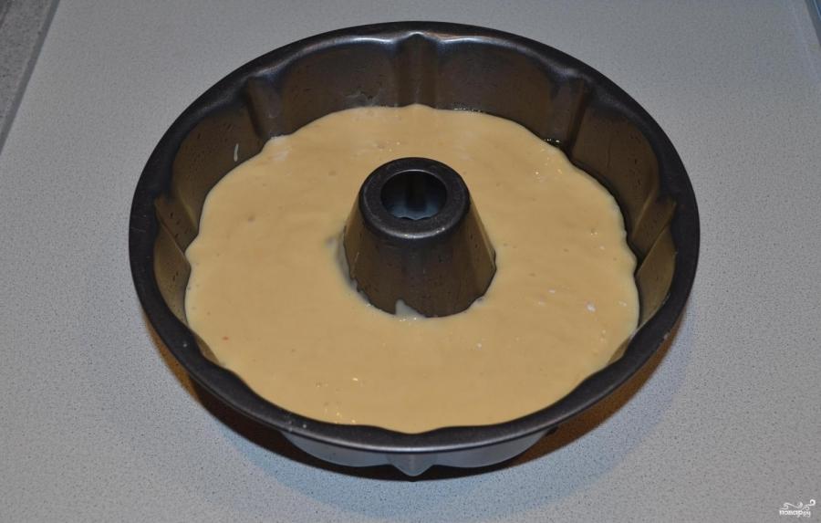 Кекс обычный - фото шаг 3