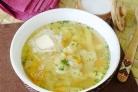 Суп рыбный простой