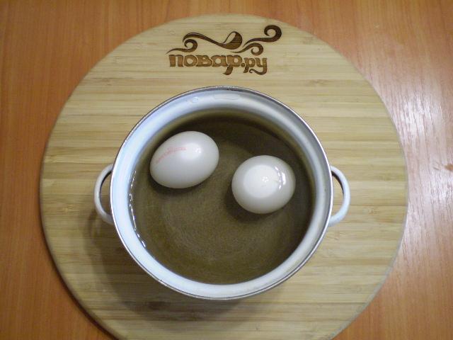 Кабачки жареные с яйцом - фото шаг 2