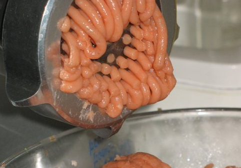 Рецепт Рыбные котлеты с грибами