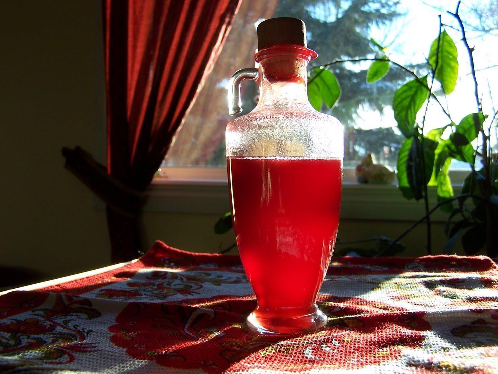 Рецепт Калиновый сироп