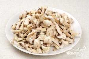 Жареная картошка с грибами - фото шаг 1