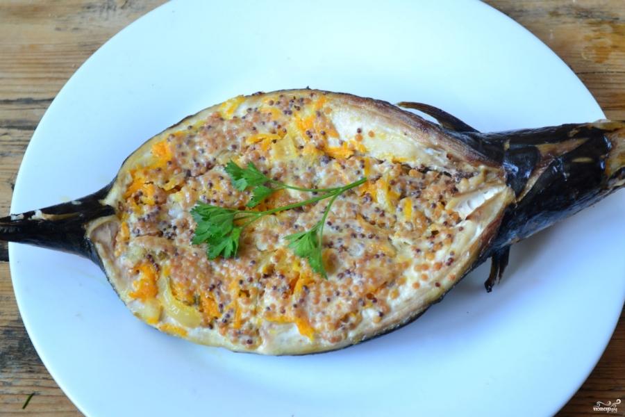 Рыба под соусом с овощами - фото шаг 6