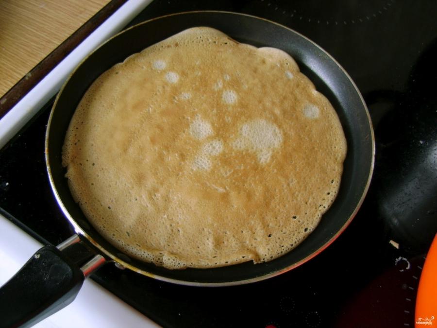 Блины рецепт пошагово с фото